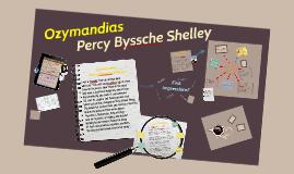 BHCS Ozymandias