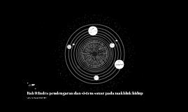 Copy of Bab 9:Indra pendengaran dan sistem sonar pada makhluk hidup
