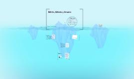 Copy of Presencia de Nitrito, Nitrato y Amonio en el agua