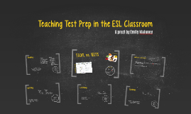 Teaching Test Prep in the ESL Classroom