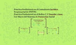 Consultorio Juridico Empresarial de UNITEC