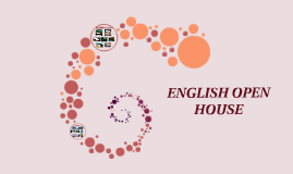 ENGLISH OPEN HOUSE