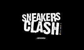 Copy of SNEAKERS CLASH!