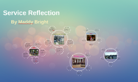 Service Reflection