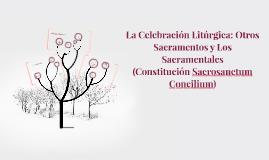 Constitución Sacrosanctum Concilium.