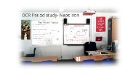 OCR AS Napoleon