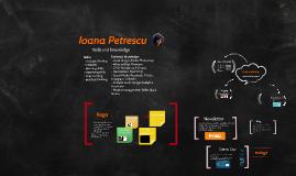 Ioana Petrescu - Projects