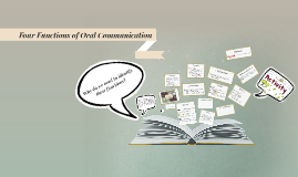 Copy of Copy of Four Functions of Oral Communication