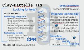 CB TIS presentation