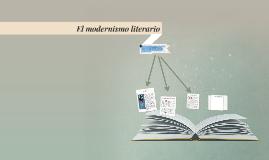 El modernismo literario