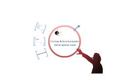 tecnicas de comunicacion