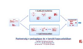 Copy of SZAKDOLGOZAT - Partnerség a pedagógus és a tanuló kapcsolatában