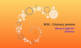 WSC- Literacy