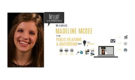 Madeline McGee's Prezume