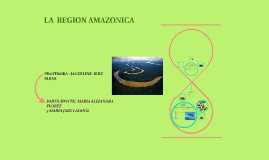 LA  REGION AMAZONICA