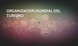 ORGANIZACION MUNDIAL DEL TURISMO