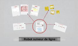Copy of Robot suiveur de ligne