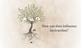 How can data influence instruction?