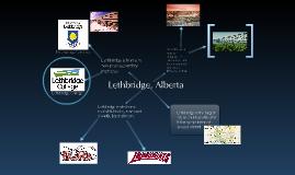 Copy of Lethbridge, Alberta
