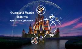 Disneyland Measles Outbreak