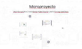Microproyecto