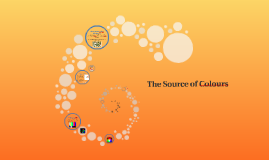 The Source of Colours