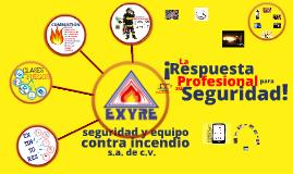 EXYRE | Fuegos en casa