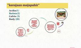 "Copy of kerajaan majapahit"""