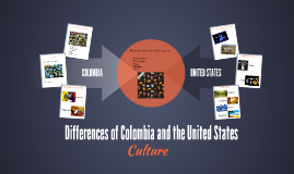 Differences of Colombia and the United States