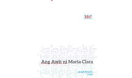 Ang Awit ni Maria Clara