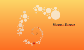 Vicent Ferrer