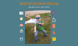 Sensory Integration and Processing