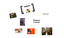 Copy of 'Weapons Training' - Bruce Dawe Analysis