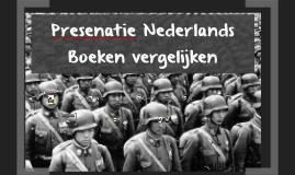 Presenatie Nederlands