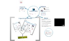 La interactividad: definiciones y tipos