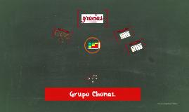 Grupo Chonas.