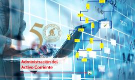 Copy of Administracion del activo corriente