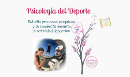 Copy of Copy of Psicología Deportiva