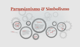 Copy of Parnasianismo & Simbolismo