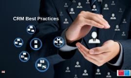 CRM Best Practice