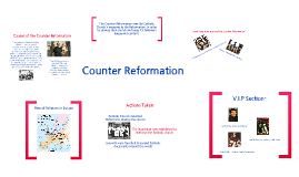 Copy of Counter Reformation