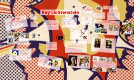 Copy of Roy Lichtenstein
