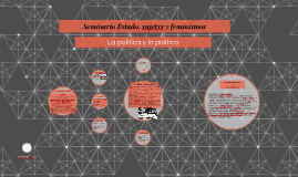 Seminario Estado, sujetxs y feminismos