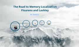 Copy of Flourens and Lashley