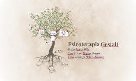 Copy of Psicoterapia Gestalt