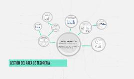 GESTION DEL AREA DE TESORERIA