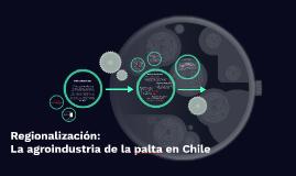 Regionalización: