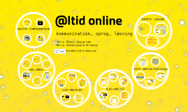 Copy of @ltid online - kursus