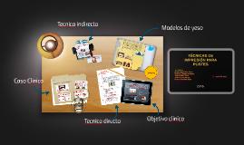 Copy of TÉCNICAS DE IMPRESIÓN PARA ESPIGOS