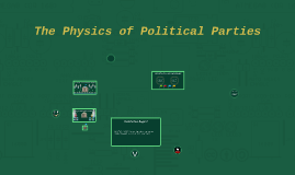The Physics of Political Parties